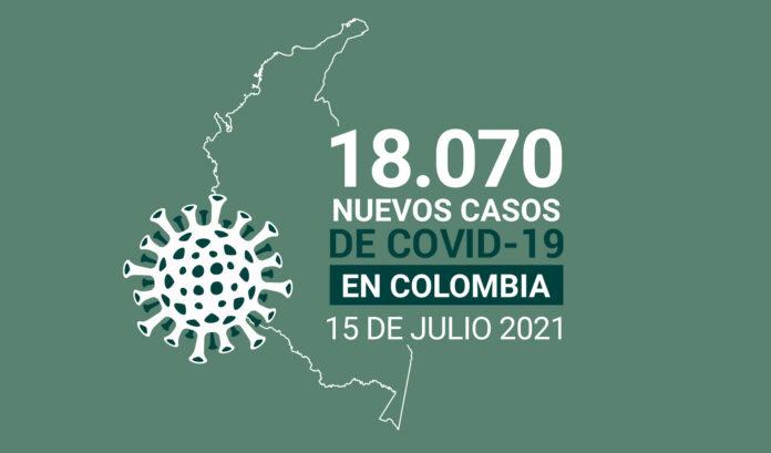 Más de 114.000 personas han fallecido en Colombia por complicaciones del COVID19