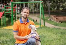 Raúl Barranco: un educador de perros que llegó de España a Medellín