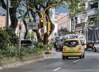 Cierres viales en Envigado el domingo 24 de octubre