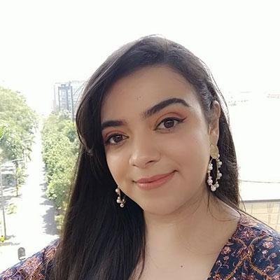 Isabel Cristina Jaramillo, fonoaudióloga