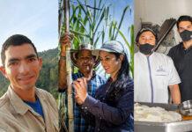 Jóvenes productores que le apuestan al campo en Antioquia
