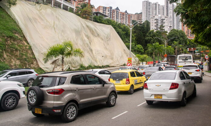 Pico y placa en Medellín para este jueves 23 de septiembre