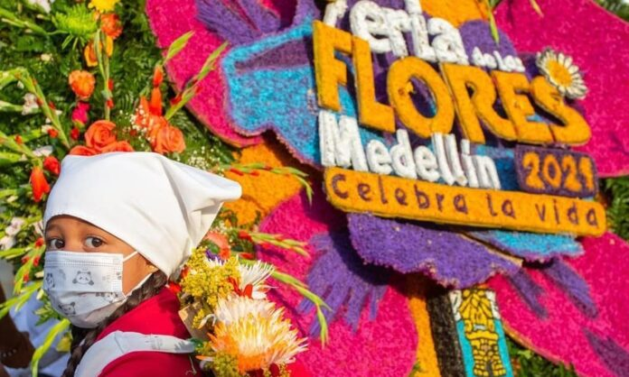 ¿Qué hay para hacer de la Feria de las Flores en El Poblado?