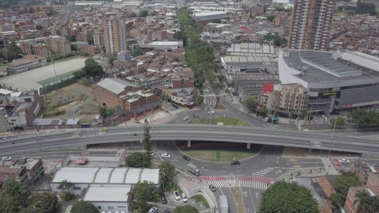 Infraestructura vial y skate park