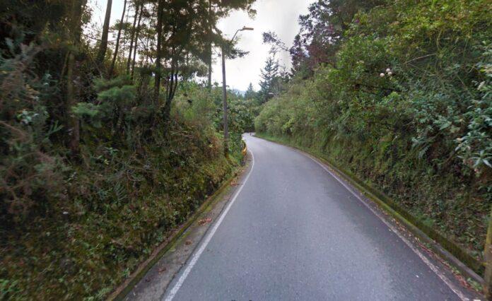 Vía entre El Escobero y El Retiro tendrá luminarias LED