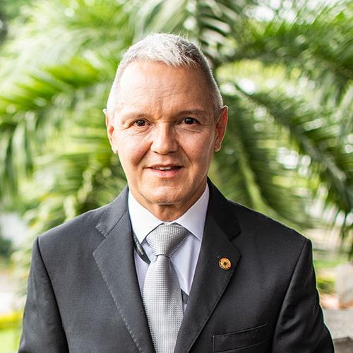 Álvaro Gómez, vicerrector académico de la UPB.