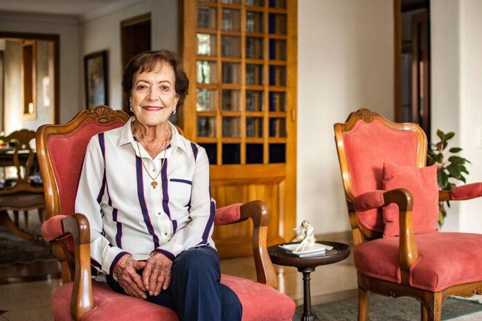 Beatriz Londoño es el reflejo de toda una vida de servicio a los demás