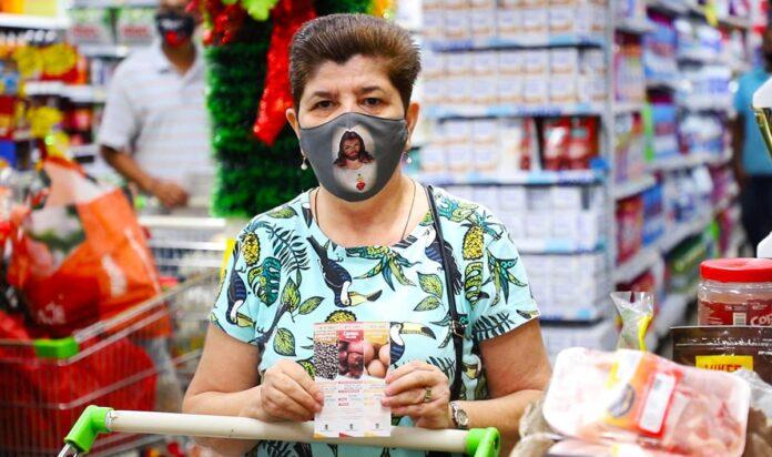 Bono Alimentario 2021 de la Alcaldía de Medellín