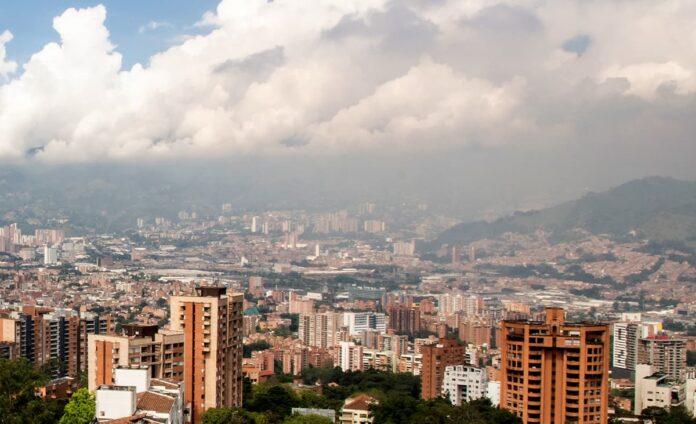 Contingencia ambiental en Medellín por la calidad del aire