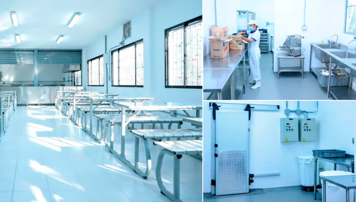 Envigado estrena infraestructura y dotación en sus restaurantes escolares