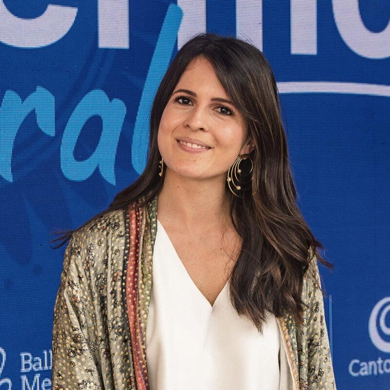 Lulú Vieira,  directora de Cantoalegre