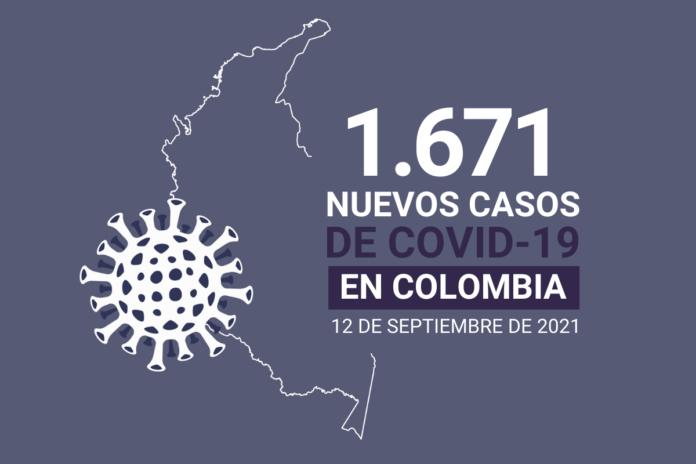 Más de 125.000 personas han fallecido en Colombia por complicaciones del COVID19