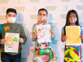 Niños de Medellín, a ilustrar la movilidad sostenible