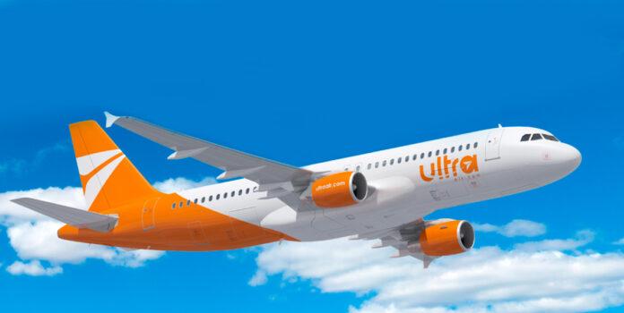 Aerolínea Ultra Air generará 5.000 empleos directos en el Oriente antioqueño