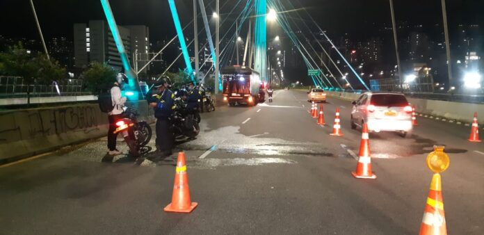 Piques ilegales en Av. Las Palmas y el Puente de la 4 Sur, aumentan operativos