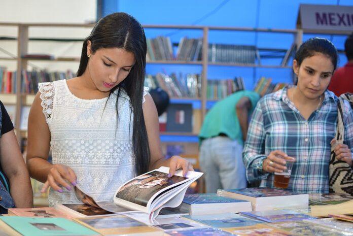 Programación Fiesta del Libro para el jueves 30 de septiembre