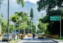 Seguridad sobre el eje vial de Las Palmas para ingresar al Oriente antioqueño