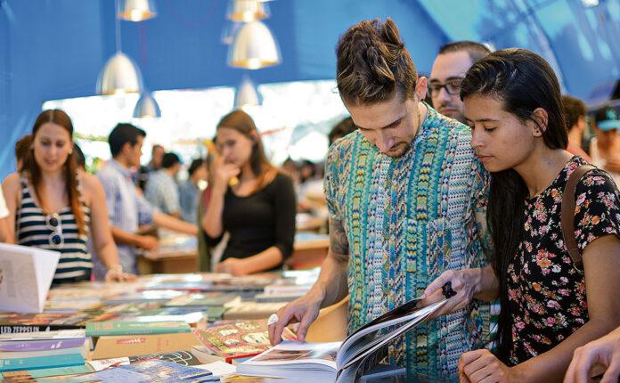 Una Fiesta del Libro y la Cultura distinta