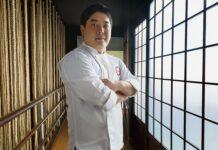 Mitsuharu Tsumura es el cocinero que está detrás de Maido