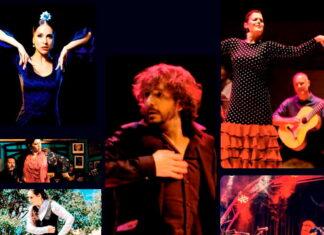 Festival de Flamenco Ciudad de Medellín en Casa Teatro El Poblado