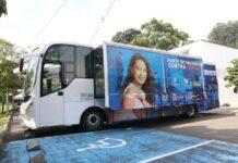 La vacunación contra COVID19 en unidades móviles inició en Antioquia