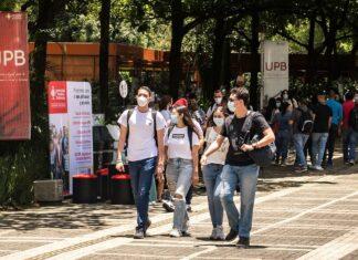 Lento retorno a la presencialidad en Universidades de Colombiana