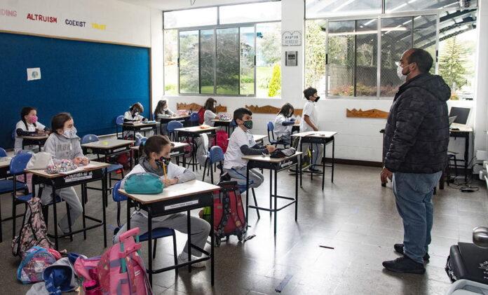 Medellín tercer puesto en ciudades con más estudiantes en presencialidad