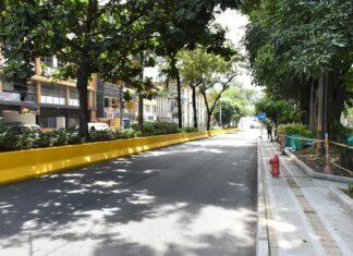 Movilidad entre Itagüí y Envigado mejorara con la renovada calle 63