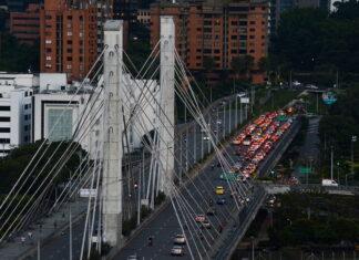 Pico y placa en Medellín para motos y vehículos este jueves 14 de octubre