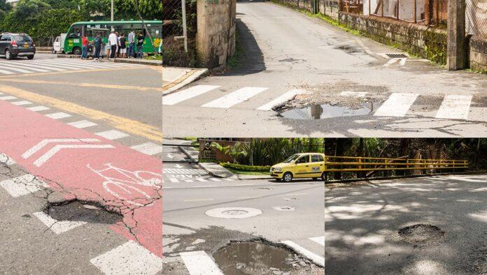¿Funciona la aplicación Huecosmed de la Alcaldía de Medellín?