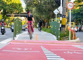 80 km de ciclorrutas: Alcaldía Medellin
