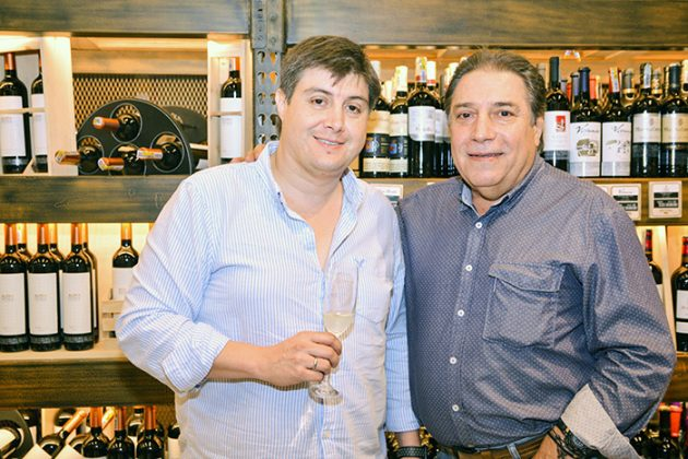 Alex Noreña y José Echeverri.