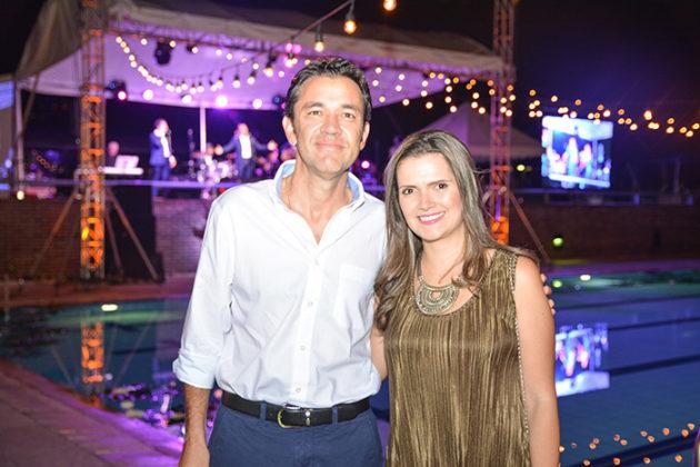 Andrés Orozco y Clara González