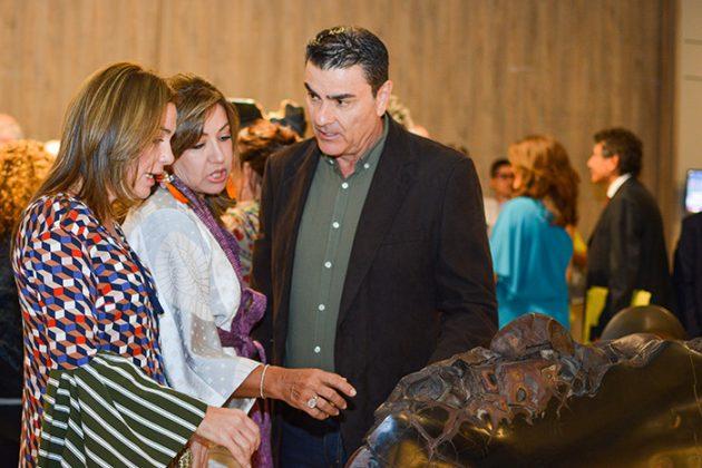 Blanca Londoño, Ani Mesa y Pedro Zuleta