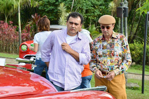 Carlos Aguilar Eusse y Rodolfo Aguilar Eusse