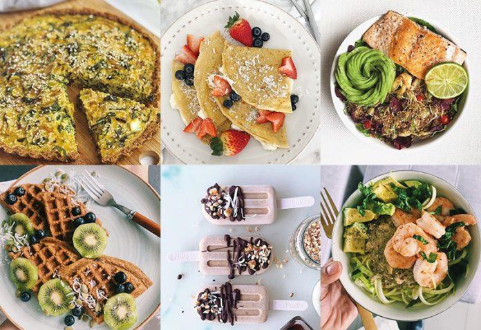 Las redes sociales como Instagram se han convertido en fuente de toda clase de contenidos. Cuentas para seguir si entre los gustos está la cocina saludable.