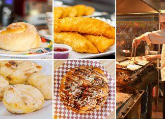 oferta de gastronomía es amplia. Es la Inferior, desde Las Palmas hasta el Mall Verona.