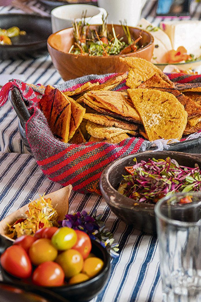 Comprar y comer local no es una práctica solo de restaurantes.