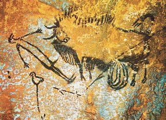 Cueva de Lascaux - Francia - 20.000 años antes de Cristo