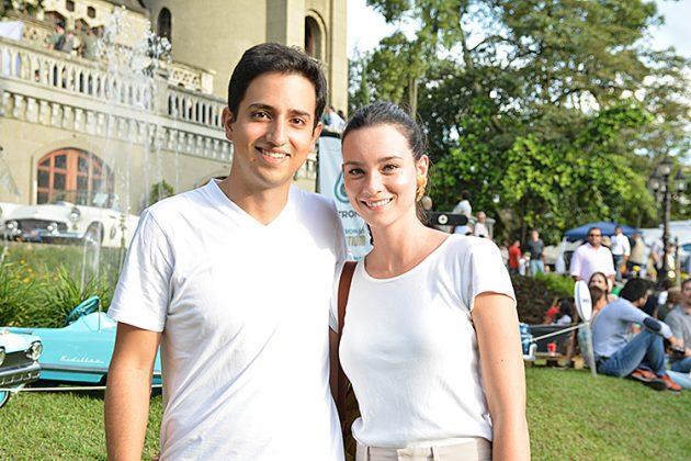 Daniel Correa y Caro Montoya