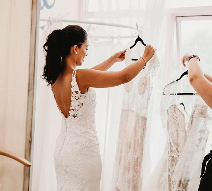 De Novia a Novia le apuesta a la sostenibilidad ambiental, al mismo tiempo que ofrece una experiencia única a la hora de comprar un vestido de matrimonio.