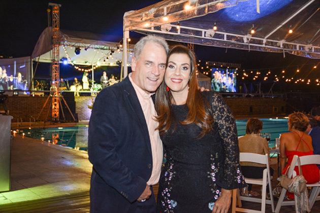 Diego Mejía y Liliana Villegas