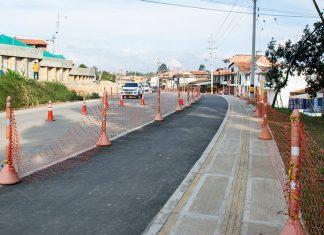 El Porvenir, epicentro de la transformación de Rionegro
