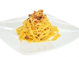 Espagueti carbonara