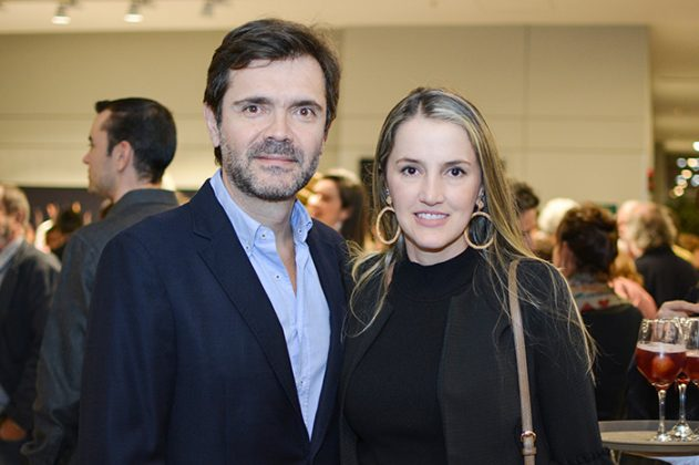 Federico Escobar y Daniela Infantino
