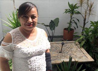Gloria Cárdenas - trasplante de riñón.
