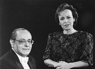 Harold Martina y Blanca Uribe / Foto Carlos Tobón