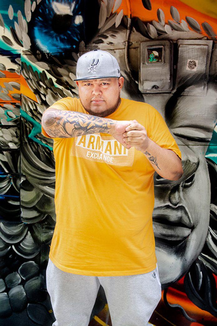 Jeihhco es Graffitour, Revolución Sin Muertos, Casa Kolacho