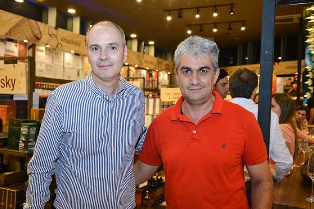 Jorge garces y Carlos Alberto Betancur