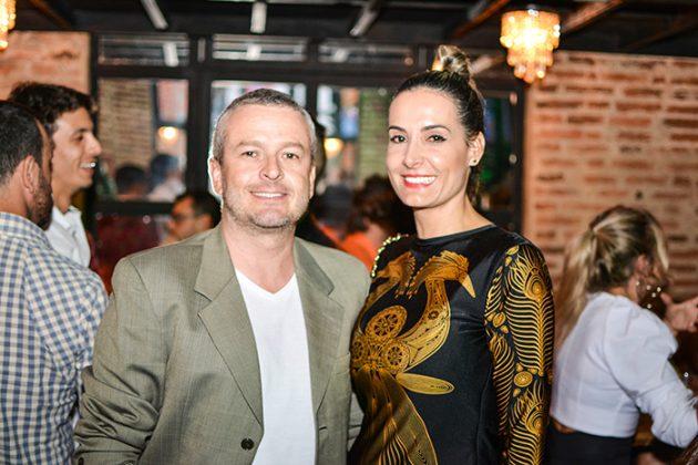 José Zapata y Natalia Roldan